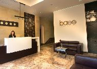 отель Bass Hotel: Ресепшен