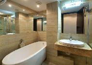 отель Bass Hotel: Ванная комната в номере Номер Family