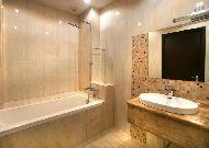 отель Bass Hotel: Ванная комната в номере Dtlux twin