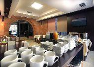 отель Bass Hotel: Кафе