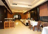 отель Bass Hotel: Ресторан