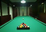 отель Bass Hotel: Бильярд
