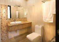 отель Bass Hotel: Ванная комната в номере Junior Suite