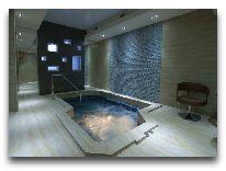 отель Bass Hotel: Сауна