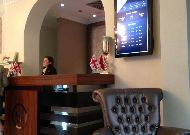 отель Batumi World Palace Hotel: Ресепшен