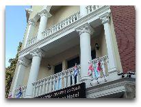 отель Batumi World Palace Hotel: Фасад отеля