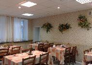 отель База отдыха Национального банка РБ: Столовая