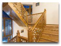отель Basilic Boutique Hotel: Лестница в отеле