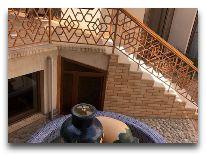 отель Basilic Boutique Hotel: Внутренний дворик