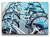отель Becker: Прокат велосипедов