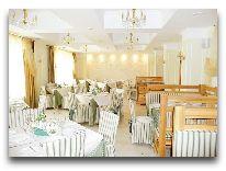 отель Becker: Ресторан