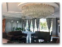 отель Bek Khiva: Холл отеля