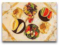 отель Bek Khiva: Ресторан