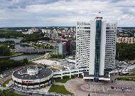 отель Беларусь: Вид на отель