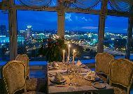 отель Беларусь: Ресторан Панорама