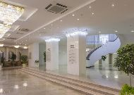 отель Беларусь: Холл