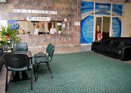 отель Беларусь: Ресепшен