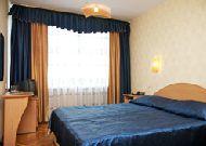 отель Беларусь: Номер Люкс- спальня