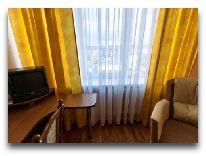 отель Беларусь: Одноместный улучшенный номер