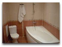 отель Беларусь: Ванна номера Люкс