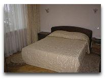 отель Беларусь: Номер Люкс спальня