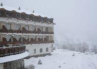 отель Beldersoy oromgohi: Фасад отеля зимой