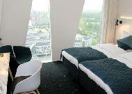 отель Bella Sky Comwell: Двухместный номер средний