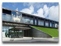 отель Bella Sky Comwell: Гольф центр