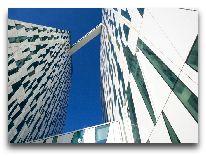 отель Bella Sky Comwell: Здания отеля