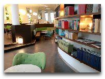 отель Bella Sky Comwell: Ресторан - Библиотека
