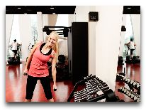 отель Bella Sky Comwell: Фитнес центр