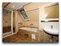 отель Bella Villa: Семейный апартамент люкс класса