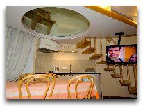 отель Bella Villa: Семейный апартамент люкс