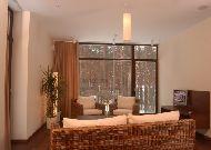 отель Belvilis SPA Hotel: Гостиная в люксе
