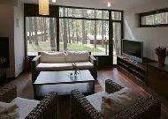 отель Belvilis SPA Hotel: Гостиная в романтическом домике