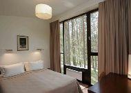 отель Belvilis SPA Hotel: Спальня в коттедже