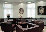 отель Bergs apartments: Гостинная