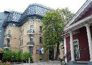 отель Bergs apartments: Фасад отеля