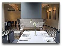 отель Bergs apartments: Ресторан
