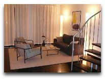 отель Bergs apartments: Апартаменты Penthouse