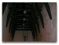 отель Bergs apartments: Потолок отеля