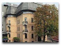 отель Bergs apartments: Фасад