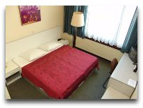 отель Berlin Art Hotel: Одноместный номер SGL