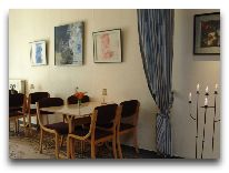 отель Berlin Art Hotel: Ресторан