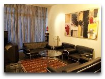 отель Berlin Art Hotel: Холл отеля