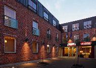 отель Bern: Внутренний дворик