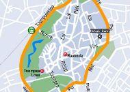 отель Bern: Карта