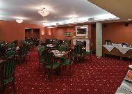 отель Bern: Ресторан