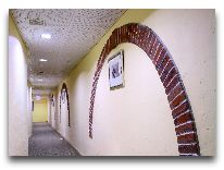 отель Bern: Коридор