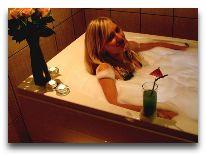 отель Bernhard: Массажная ванна
